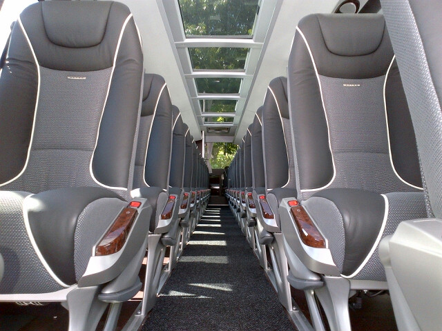 WEBSITE MERCEDES BUS INTERIOR