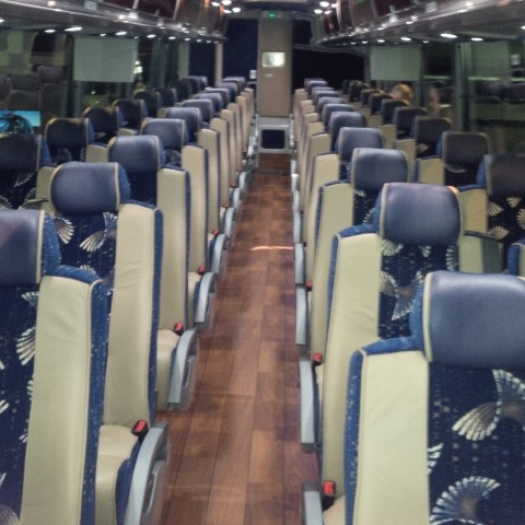 Website New Bus Interior