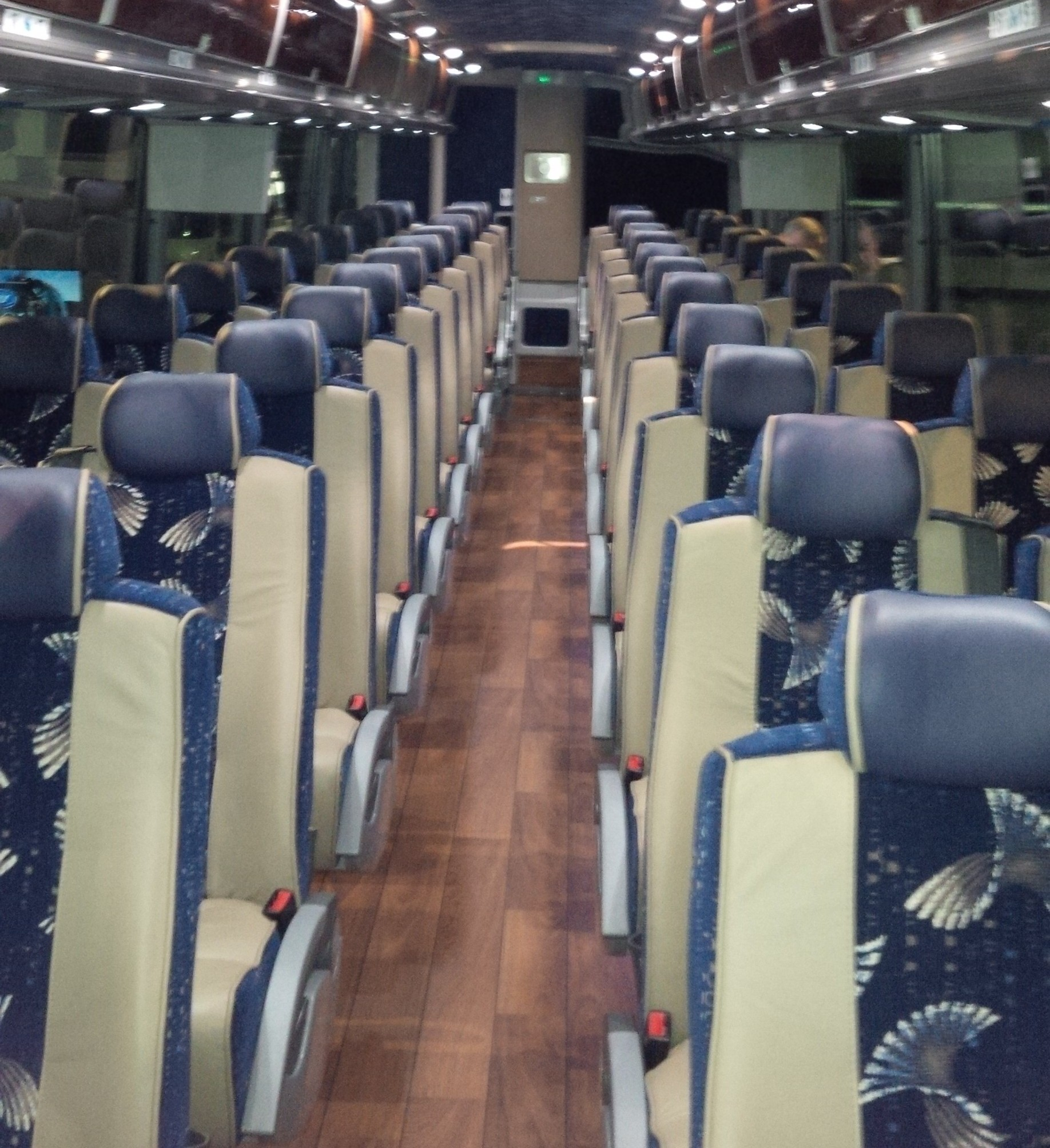 Website New Bus Interior