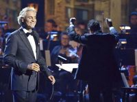 """Great Performances Ð """"Andrea Bocelli: Cinema"""" The Dolby Theater, 6801 Hollywod Blvd., Hollywood, CA September 18, 2015"""