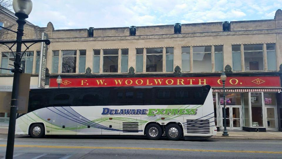 We go places where do you want to go delaware express for International motor cars greensboro nc