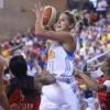 WNBA: CHICAGO SKY AT WASHINGTON WIZARDS