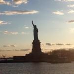 Regular trips to New York City