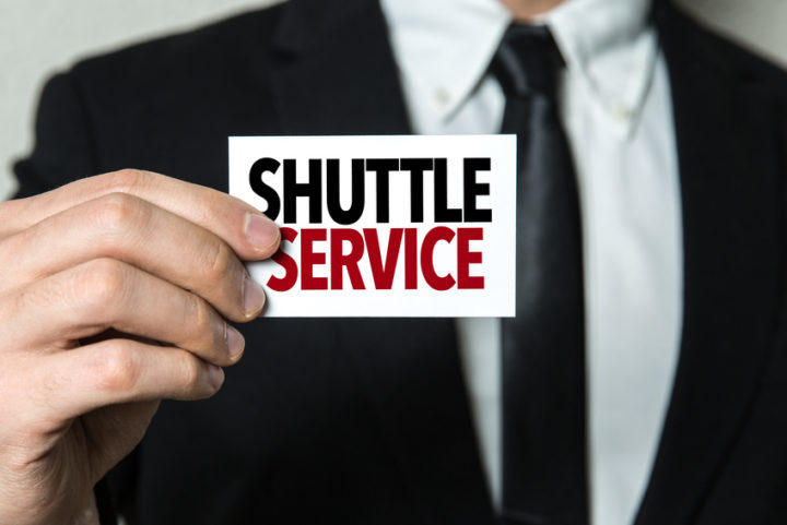 shuttle services to the airport