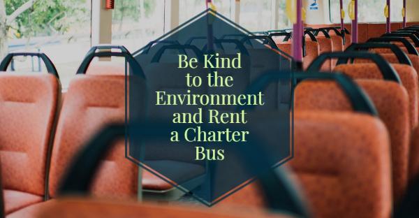 Rent a charter bus